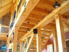 timber Frame Builders Pennsylvania Service Construction Co Inc